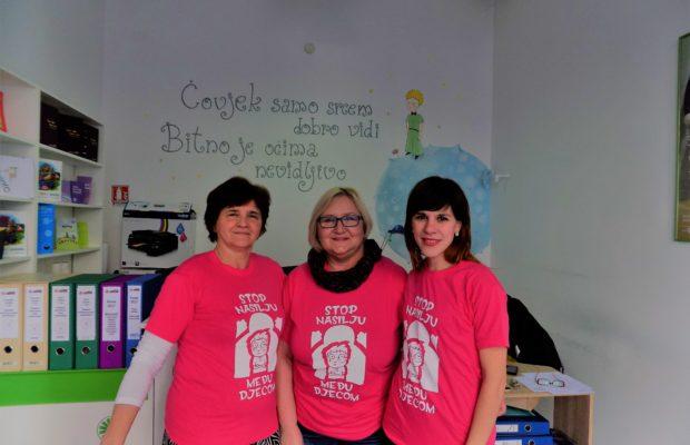 Forum obilježio Dan ružičastih majica